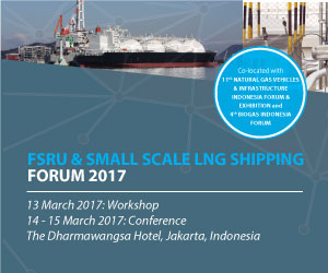 FSRU & Small LNG Shipping Forum