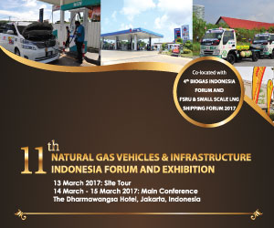 11th CNG-NGV Indonesia Forum