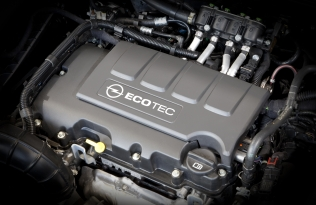 With LPG, the 140 PS EcoTec engine is truly Eco