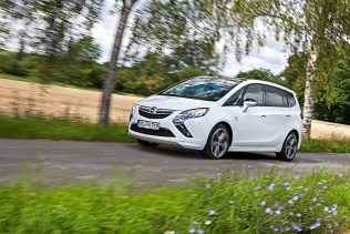 Opel Zafira Tourer Turbo LPG - a complex name for a simple matter