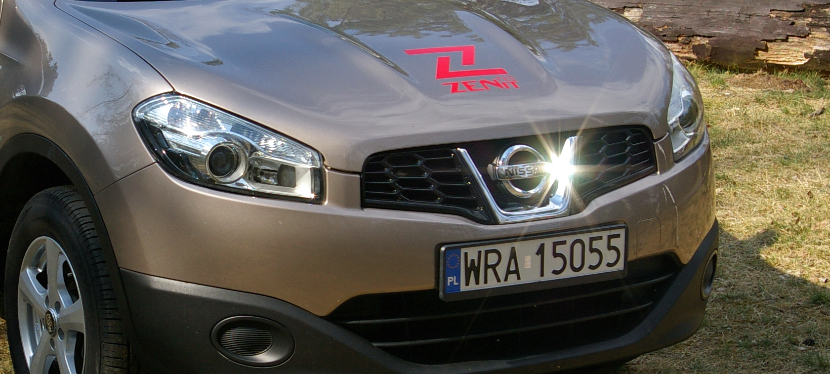 Nissan Qashqai LPG - half-priced power