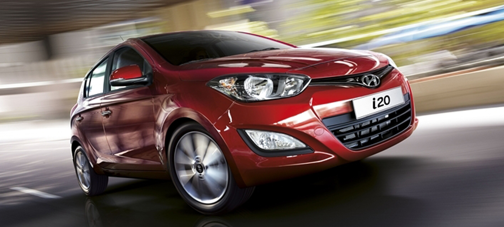 Gas from the dealership: Hyundai i20 LPG