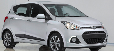 Hyundai i10 LPG - we've been expecting you
