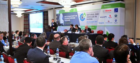 Natural Gas Vehicles in Russia - strong start