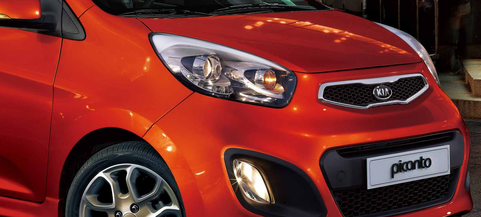 Kia Picanto LPG - undead and loving it