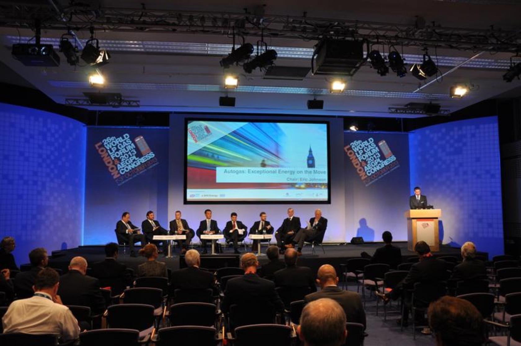 London - world's temporary LPG capital | gazeo com