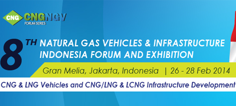 8th NGV & Infrastructure Indonesia Forum