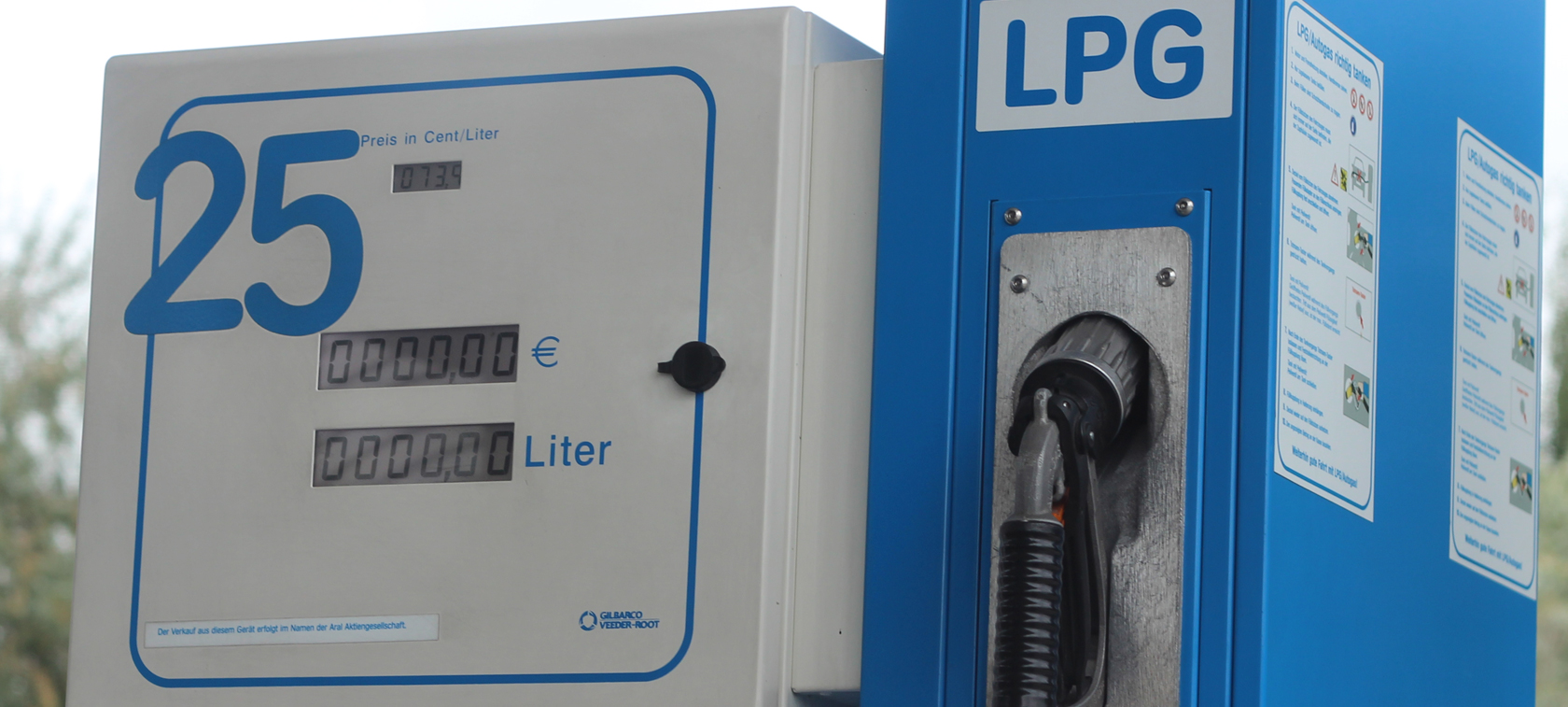 Autogas in Germany - the numbers