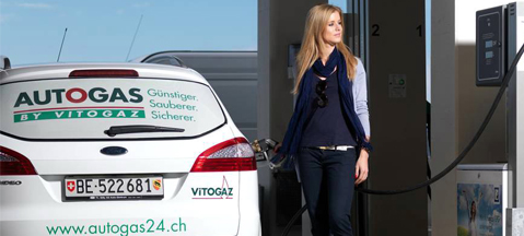 LPG in Austria and Switzerland: Alpinegas
