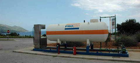 LPG in Croatia and Greece: sunny savings