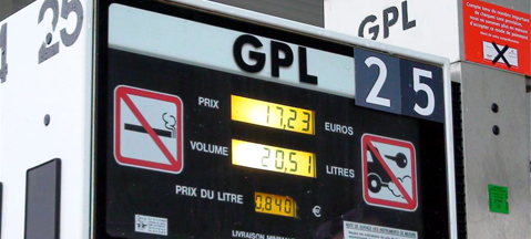 LPG in France: Sacré bleu, GPL!