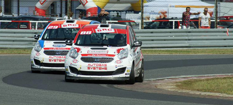 BRC Green Hybrid Cup in Poznan - need 4 speed