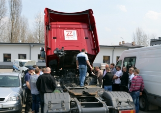 Installers' training for the ZENIT PRO DIESEL