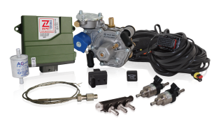 A ZENIT PRO DIESEL conversion kit