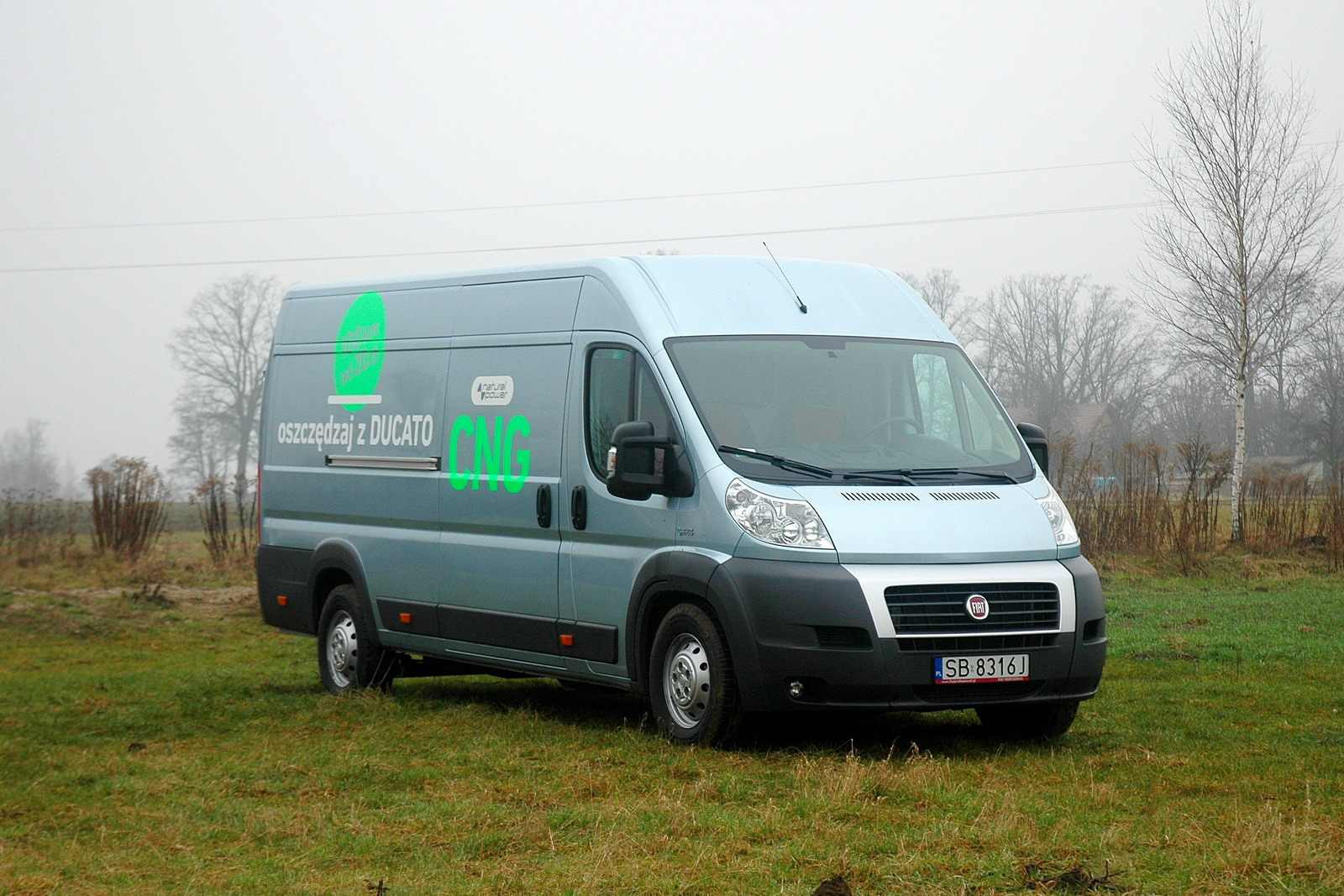 Fiat Ducato Natural Power Natural It Is Gazeo Com