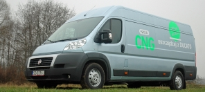 Fiat Ducato Natural Power - natural it is