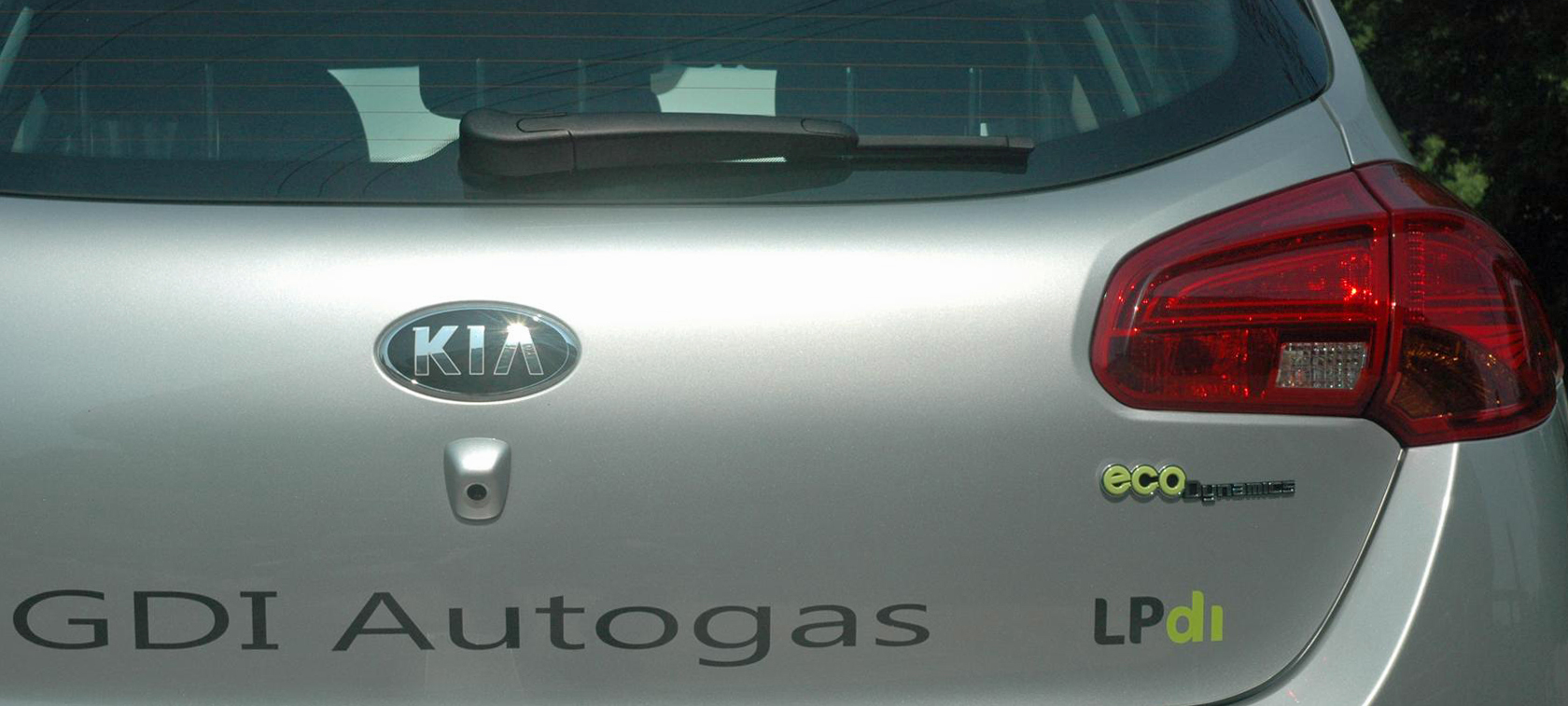 Kia Cee'd LPdi - directly and fluently
