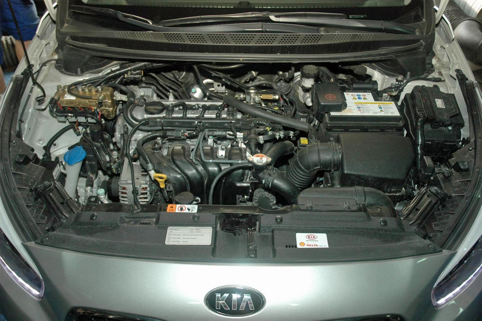 двигатель киа сида в картинках своей машины