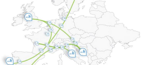 LNG Blue Corridors - across (parts of) Europe