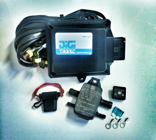 Digitronic MP48 OBD kit
