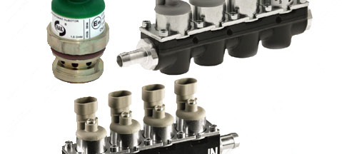 Rail introduces 24V gas injectors