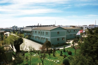 EVAS headquarters in Turkey