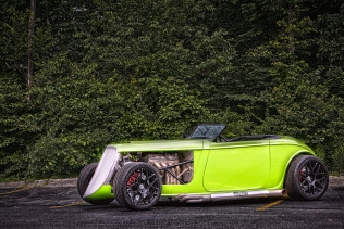 Crazy Diamond Performance's CNG Hot Rod