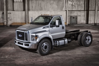 Ford F-650/F-750 Super Duty chassis cab