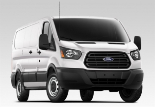 The US market version of the Ford Transit