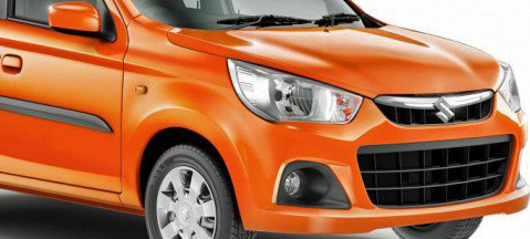 Maruti Alto CNG charges in
