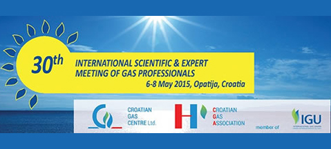 International Scientific & Expert Meeting of Gas Professionals 2015