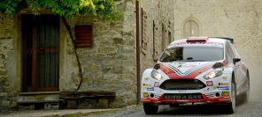BRC on podium in Rally San Marino