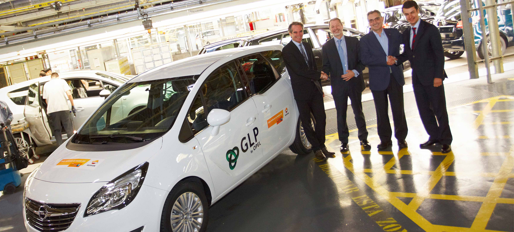 Opel and Repsol support autogas in Spain