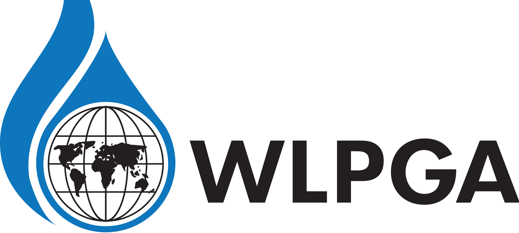 WLPGA's new logo - evolution not revolution