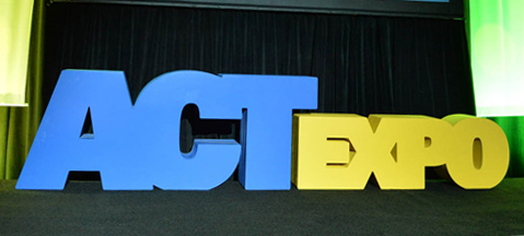 ACT Expo 2014 - one comprehensive event