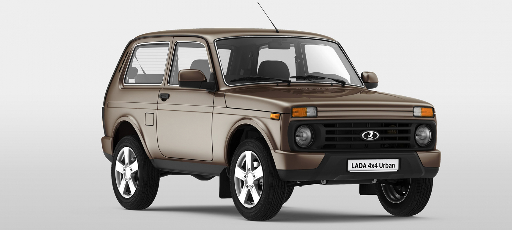 Lada 4x4 Urban LPG - forever young