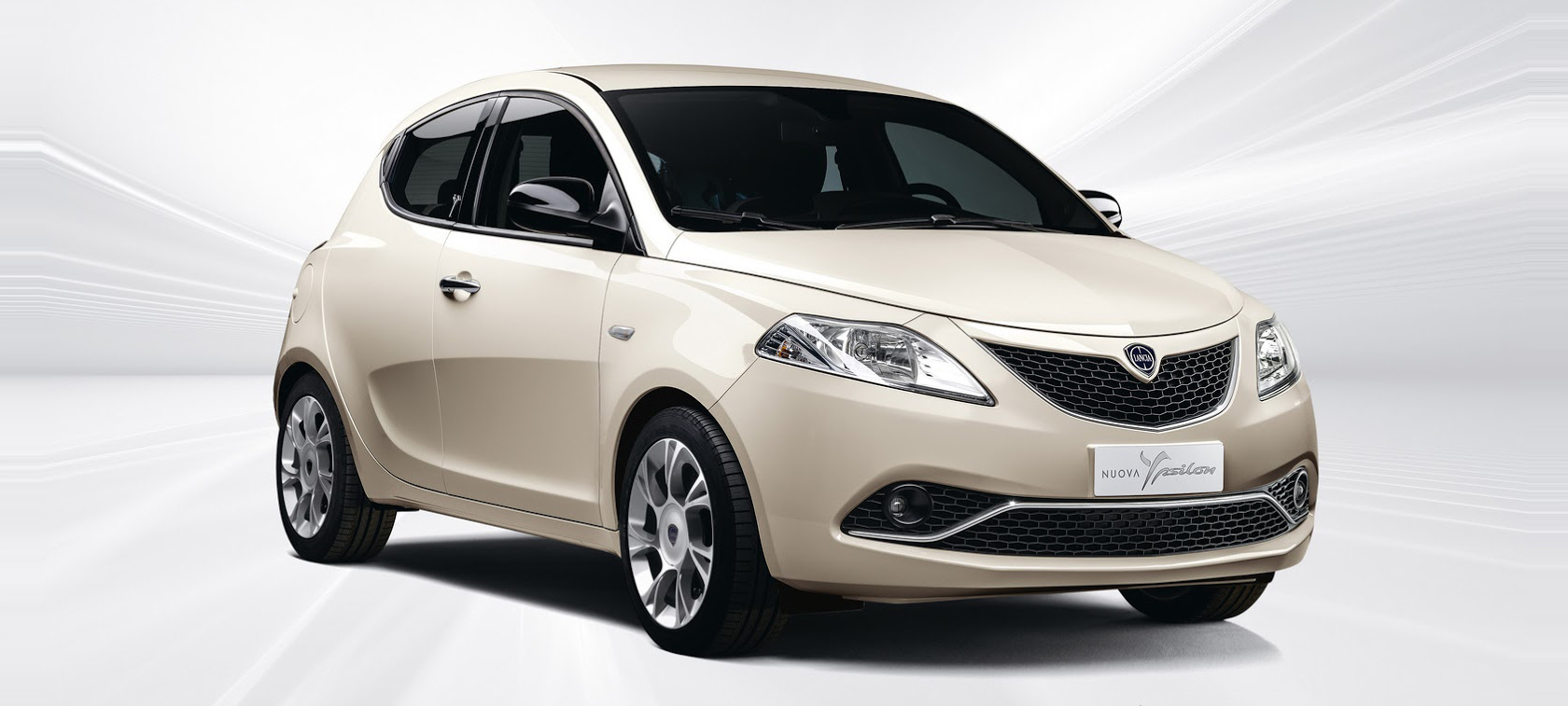 Lancia Ypsilon - LPG and CNG on botox