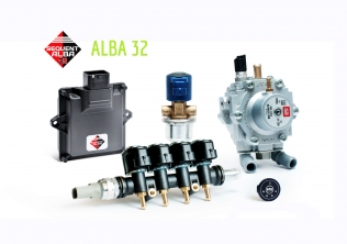 BRC Sequent Alba conversion kit