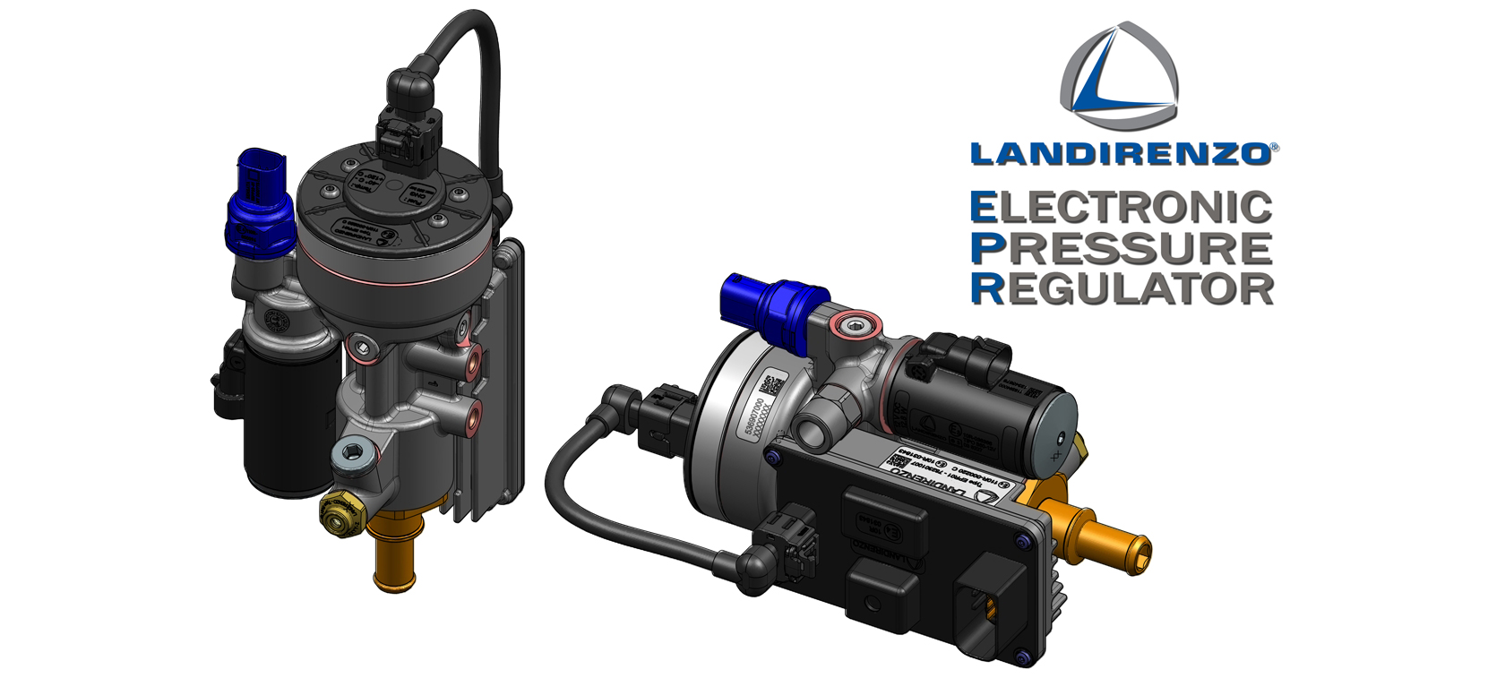 EPR - Landi Renzo's new pressure regulator