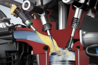 Bosch port fuel injection technology