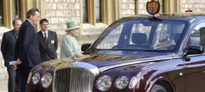 Bentley State Limousine - royal LPG