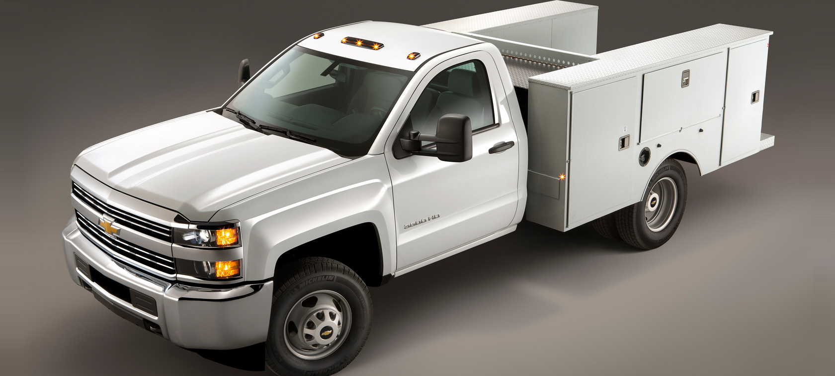 Silverado 3500HD CNG - Chevy under pressure
