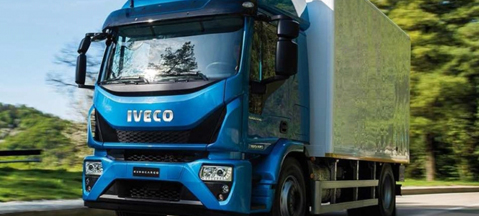 Iveco reinvents the Eurocargo CNG