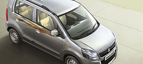 Maruti Wagon R Avance CNG - limited savings