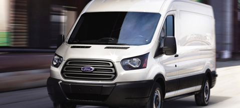Ford Transit LPG - you plug, it plays