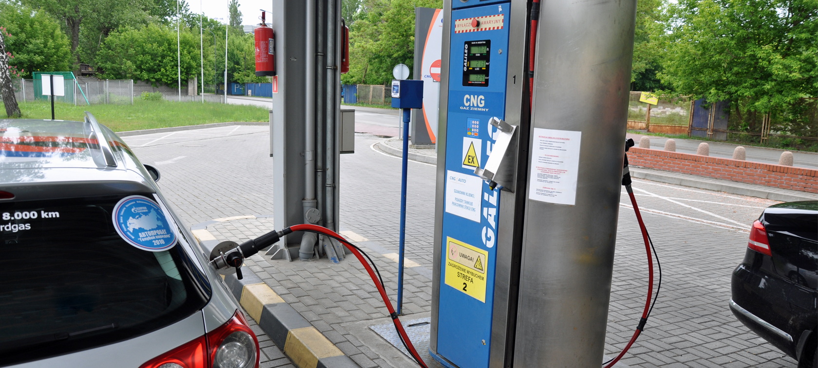 39000 CNG stations worldwide by 2025