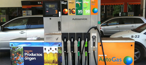Autogas in Spain is going nowhere!