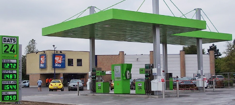50 new CNG stations in Belgium