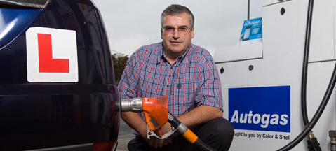 Autogas Limited supports conversion network