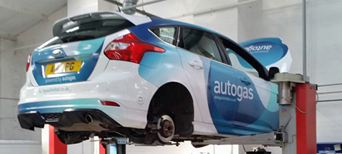 Autogas conversion network grows in UK